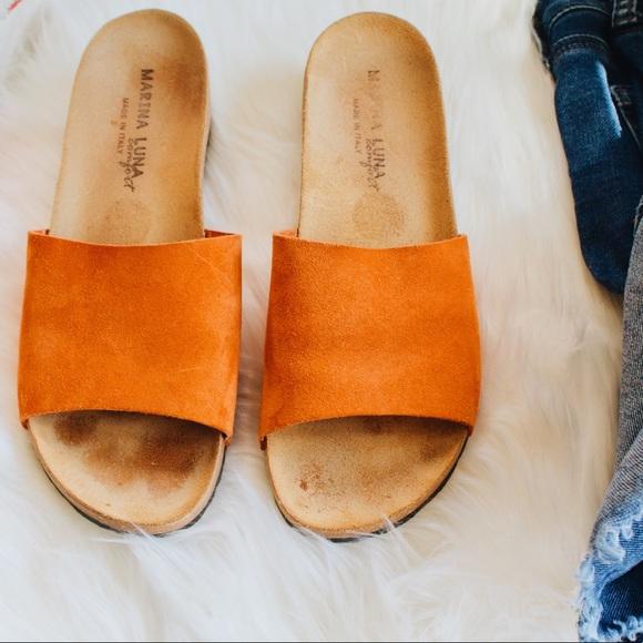 0e2dea2262 Marina Luna Comfort Slide Sandals. M_5c9942b4534ef963e9efb7c2